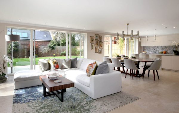 Contemporary New Build, Sunninghill