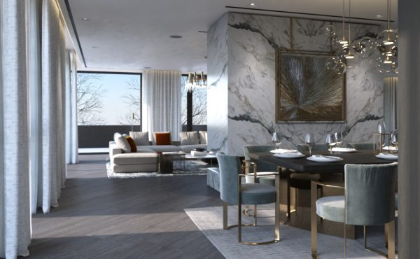 Holland Park, Penthouse